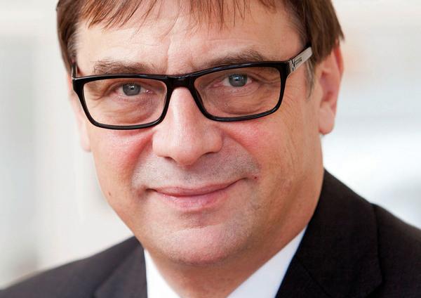 LSU-Ehrenpreis 2015 geht an Dr. Volker Jung