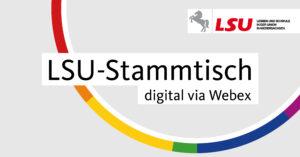 Stammtisch LSU Niedersachsen @ Webex | Hannover | Niedersachsen | Deutschland